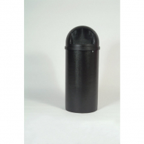 Marshal Container 25gal Black