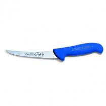 Boning Knife (Curved Semi Flex) ErgoGrip Blue 6