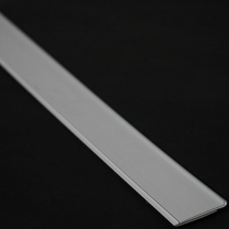 "Channel Strips Econoline 36"" White"