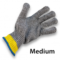Whizard Cut/Slash Resistant Glove Cut Level 7 Medium