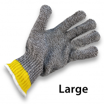 Whizard Cut/Slash Resistant Glove Cut Level 7 Large