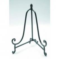 Rod Iron Easel Display Stand 7.5 x 9.5 x 11.5