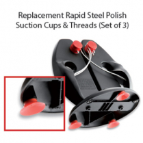 F.Dick Replacement Rapid Steel Polish Suction Cups & Threads