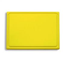 Cutting Board 26.5 x 32.5 x 1.8 cm Yellow