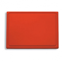 F.Dick Cutting Board 26.5 x 32.5 x 1.8 cm Red