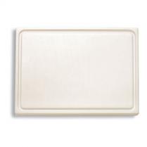 Cutting Board 26.5 x 32.5 x 1.8 cm White