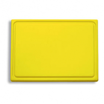 Cutting Board 53 x 32.5 x 1.8 cm Yellow