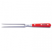 Kitchen Fork ProDynamic Red Handle 7