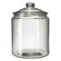 Bottle Biscotti Jar 2 Gallon 13 x 9