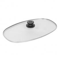 AMT Roasting Dish Lid, 32 x 22cm 18 /10 Rim