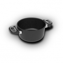 AMT Casserole, Ø20 x 10cm high, 1L (Induction)
