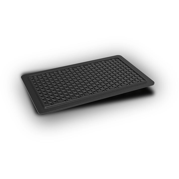 AMT Gastronorm 1/1 BBQ/smooth perforated