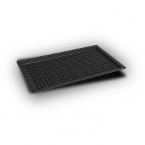AMT Gastronorm 1/1 - 2cm with perforated BBQ surface