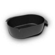 AMT Roasting Dish with Spout, 11L, 42 x 28 x 12cm (Induction
