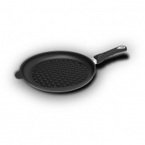 AMT Perforated BBQ Pan, Ø32cm, 4cm high