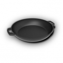 AMT Braise Pan, Ø38cm with casted Handles