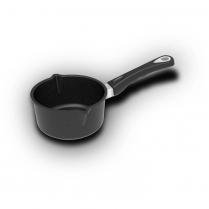 AMT Milk & Sauce Pot, Ø16cm with two spouts 0.9L (Induction)