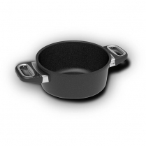 AMT Braise Pan, Ø20cm, 8cm high, 1.8L (Induction)