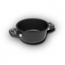 AMT Braise Pan, Ø24cm, 8cm high, 3L (Induction)