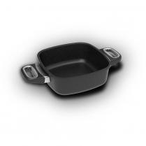 AMT Square Pan 20 x 20 x 7cm, side handles