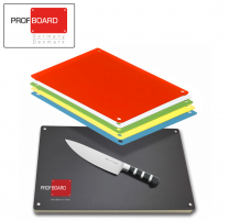 Profboard Pro-Series/270 32.5 x 53 White (incl. 6 Sheets)