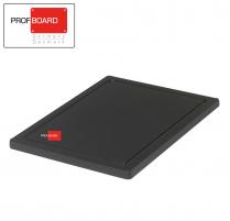 Profboard Carvingboard Juicegroove 32.5 x 53 Black