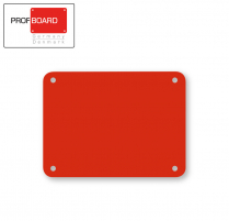 Profboard Sheets Series/1000 30 x 40 Red (1 Piece)