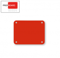 Profboard Sheets Series/1000 24 x 34 Red