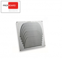 Profboard Sheet Holder - Table 29 x 49 Stainless
