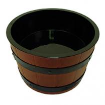 Dalebrook Barrel Bowl Set 4.75qt 12