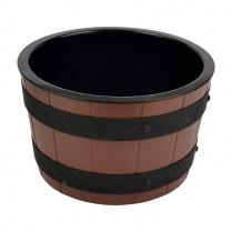 Dalebrook Barrel Bowl Set 4qt 10