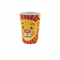 "Dalebrook Lion Cup 10 oz 3"" Dia x 4.25""H"