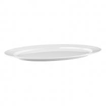Dalebrook White Oval Platter 24