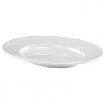 Dalebrook White Oval Platter 22