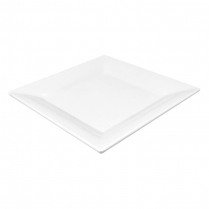 Dalebrook White Melamine Square Essence Tray SF 3.5oz