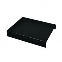Dalebrook Black Melamine Riser 11.75