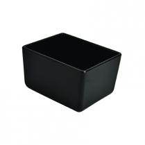 Dalebrook Black Chunky Crock 1.5qt 6.5