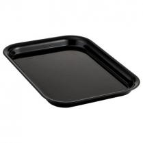 "Dalebrook Essential SAN Black Tray 12 x 9 x 1"""