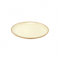 Dalebrook Cream Marl Large Shallow Plate 11