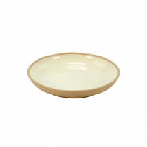 Dalebrook Cream Marl Large Deep Plate 11