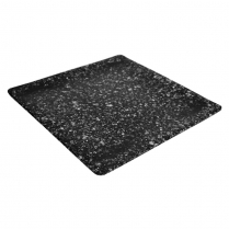 "Dalebrook Oxford Granite Tray 11.75""L 11.75""W 1""H"