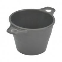 Dalebrook Gray Ranch Pot 4.5 oz 4.5