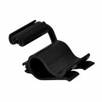 Dalebrook Black Polycarbonate Adj Ticket Clamp 2