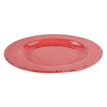 Dalebrook Red Casablanca Plate 11