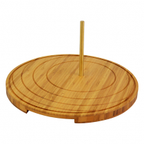 Dalebrook Bamboo Base with Copper Rod 11.25