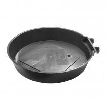 "12"" Black Bowl"
