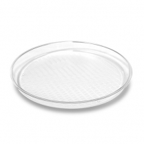 "12"" Clear Tray"