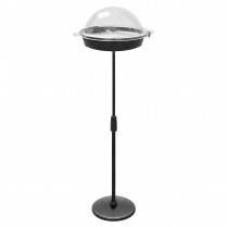 "12"" Floor-Stand Sample Dome"