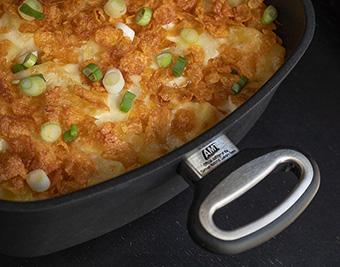 Cheesy Hash Brown Potato Casserole – Easter Brunch