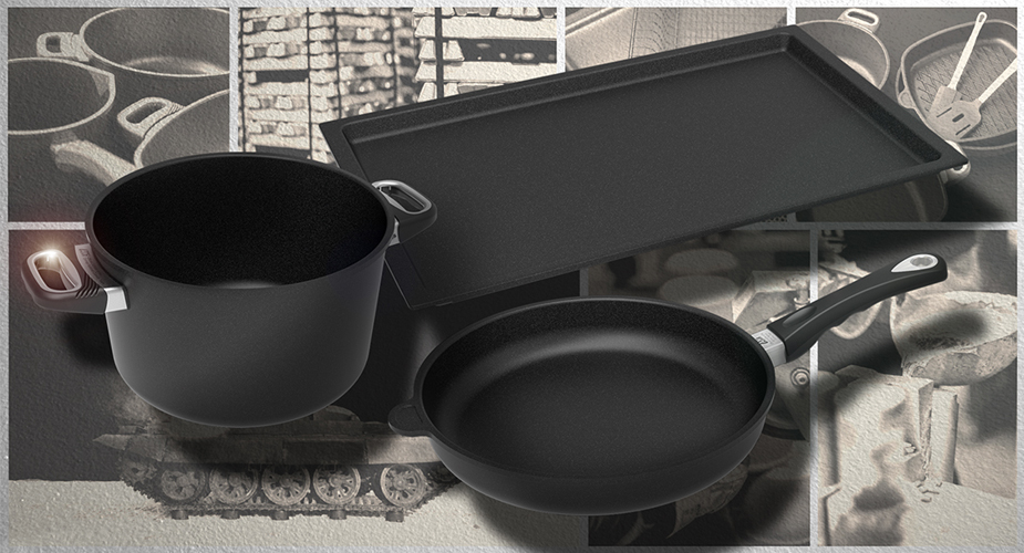 AMT Pots, Pans & Gastronorm